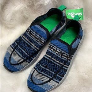 Men's SANUK Chiba Quest Knit Sneaker shoe